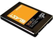 """Patriot Blast PBT480GS25SSDBK 2.5"""" 480GB SATA III Internal Solid State Drive (SSD)"""