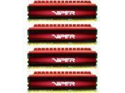 Patriot Viper 4 16GB (4 x 4GB) 288-Pin DDR4 SDRAM DDR4 3200 (PC4 25600) Desktop Memory Model PV416G320C6QK