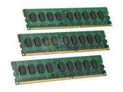 Mushkin Enhanced PerfectMatch 6GB (3 x 2GB) DDR3 1066 (PC3 8500) ECC Memory for Apple Model 978699A