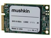 Mushkin Enhanced Atlas Series mSATA 120GB Mini-SATA (mSATA) MLC Internal Solid State Drive (SSD) MKNSSDAT120GB