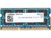 Mushkin Enhanced Essentials 8GB 204-Pin DDR3 SO-DIMM DDR3L 1866 (PC3L 14900) Laptop Memory Model 992218