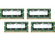 Mushkin Enhanced iRam 32GB (4 x 8GB) DDR3L 1866 (PC3L 14900) Memory for Late-2015 iMac (Core i5/i7) Model MAR3S186DM8G28X4