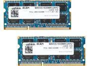Mushkin Enhanced iRam 16GB (2 x 8GB) DDR3L 1600 (PC3L 12800) Memory for Apple Model MAR3S160BM8G28X2