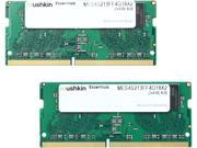 Mushkin Enhanced Essentials 8GB 2 x 4GB 260 Pin DDR4 SO DIMM DDR4 2133 PC4 17000 Laptop Memory Model MES4S213FF4G18X2