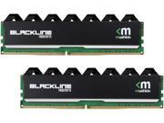 Mushkin Enhanced Blackline 16GB (2 x 8GB) 288-Pin DDR4 SDRAM DDR4 2400 (PC4 19200) Desktop Memory Model MBA4U240FFFF8GX2