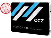 "OCZ Vector 180 2.5"" 960GB SATA III MLC SSD with Toshiba 32GB USB 2.0 Flash Drive Bundle VTR180-25SAT3-960G-B"