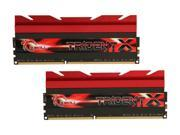 G.SKILL TridentX Series 8GB (2 x 4GB) 240-Pin DDR3 SDRAM DDR3 2400 (PC3 19200) Desktop Memory Model F3-2400C10D-8GTX