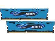G.SKILL Ares Series 8GB 2 x 4GB 240 Pin DDR3 SDRAM DDR3 2133 PC3 17000 Desktop Memory Model F3 2133C10D 8GAB
