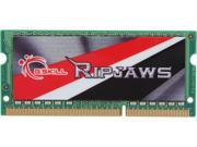 G.SKILL Ripjaws Series 4GB 204-Pin DDR3 SO-DIMM DDR3 1866 (PC3 14900) Laptop Memory Model F3-1866C11S-4GRSL