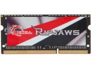 G.SKILL Ripjaws Series 8GB 204 Pin DDR3 SO DIMM DDR3L 2133 PC3L 17000 Laptop Memory Model F3 2133C11S 8GRSL