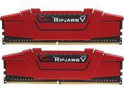 G.SKILL Ripjaws V Series 32GB (2 x 16GB) 288-Pin DDR4 SDRAM DDR4 2133 (PC4 17000) Intel Z170 Platform / Intel X99 Platform Desktop Memory Model F4-2133C15D-32GVR