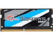 G.SKILL Ripjaws Series 16GB 260-Pin DDR4 SO-DIMM DDR4 2133 (PC4 17000) Laptop Memory Model F4-2133C15S-16GRS