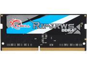 G.SKILL Ripjaws Series 4GB 260 Pin DDR4 SO DIMM DDR4 2666 PC4 21300 Laptop Memory Model F4 2666C18S 4GRS