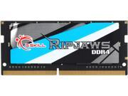 G.SKILL Ripjaws Series 8GB 260-Pin DDR4 SO-DIMM DDR4 2666 (PC4 21300) Laptop Memory Model F4-2666C18S-8GRS