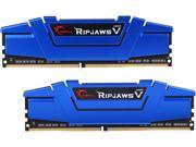 G.SKILL Ripjaws V Series 16GB (2 x 8GB) 288-Pin DDR4 SDRAM DDR4 2400 (PC4 19200) Intel Z170 Platform / Intel X99 Platform Desktop Memory Model F4-2400C15D-16GVB