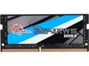G.SKILL Ripjaws Series 8GB 260-Pin DDR4 SO-DIMM DDR4 2800 (PC4 22400) Laptop Memory Model F4-2800C18S-8GRS