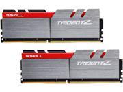 G.SKILL TridentZ Series 32GB (2 x 16GB) 288-Pin DDR4 SDRAM DDR4 3200 (PC4 25600) Intel Z170 Platform Desktop Memory Model F4-3200C16D-32GTZA
