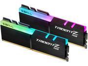 G.SKILL TridentZ RGB Series 32GB (2 x 16GB) 288-Pin DDR4 SDRAM DDR4 3866 (PC4 30900) Intel Z370 Desktop Memory Model F4-3866C18D-32GTZR