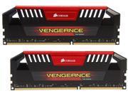 CORSAIR Vengeance Pro 16GB (2 x 8GB) 240-Pin DDR3 SDRAM DDR3 1866 (PC3 14900) Desktop Memory Model CMY16GX3M2A1866C9R