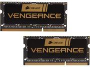 CORSAIR Vengeance Performance 16GB (2 x 8G) 204-Pin DDR3 SO-DIMM DDR3L 1600 (PC3L 12800) Laptop Memory Model CMSX16GX3M2B1600C9