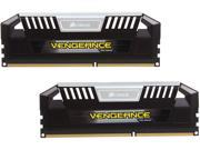 CORSAIR Vengeance Pro 8GB (2 x 4GB) 240-Pin DDR3 SDRAM DDR3 2400 (PC3 19200) Desktop Memory Model CMY8GX3M2A2400C11