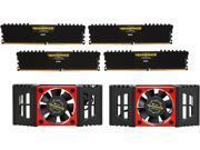 CORSAIR Vengeance LPX 32GB 4 x 8GB 288 Pin DDR4 SDRAM DDR4 2800 PC4 22400 Memory Kit Model CMK32GX4M4A2800C16