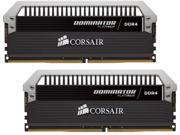 CORSAIR Dominator Platinum 8GB (2 x 4GB) 288-Pin DDR4 SDRAM DDR4 4000 (PC4 32000) Memory (Desktop Memory) Model CMD8GX4M2B4000C19