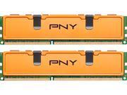 PNY Performance 8GB Kit (2 x 4GB) DDR3 1333MHz (PC3-10666) CL9 Desktop Memory