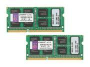 Kingston 16GB (2 x 8G) 204-Pin DDR3 SO-DIMM DDR3 1600 Laptop Memory