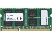 Kingston 8GB 204-Pin DDR3 SO-DIMM DDR3 1333 System Specific Memory Model KTL-TP3B/8G
