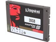 """Kingston 2.5"""" 30GB SATA III Internal Solid State Drive (SSD) SS200S3/30G"""