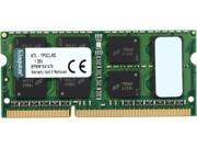 Kingston 8GB 204-Pin DDR3 SO-DIMM DDR3L 1600 (PC3L 12800) Laptop Memory Model KTL-TP3CL/8G