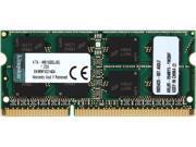 Kingston 8GB 204-Pin DDR3 SO-DIMM DDR3L 1600 (PC3L 12800) Laptop Memory Model KTA-MB1600L/8G