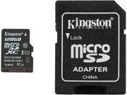 Kingston 128GB microSDXC Flash Card Model SDCX10/128GB