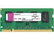Kingston ValueRAM 1GB 200-Pin DDR2 SO-DIMM DDR2 533 (PC2 4200) Laptop Memory Model KVR533D2S4/1G