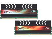 Team Xtreem 8GB (2 x 4GB) 240-Pin DDR3 SDRAM DDR3 2666 (PC3 21300) Desktop Memory Model TXD38G2666HC11CDC01