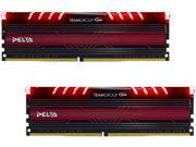 Team Delta 16GB (2 x 8GB) 288-Pin DDR4 SDRAM DDR4 3000 (PC4 24000) Desktop Memory Model TDTRD416G3000HC16ADC01