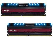 Team Delta 8GB (2 x 4GB) 288-Pin DDR4 SDRAM DDR4 2400 (PC4 19200) Desktop Memory Model TDTBD48G2400HC15ADC01