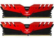 Team Dark 8GB (2 x 4GB) 288-Pin DDR4 SDRAM DDR4 2400 (PC4 19200) Desktop Memory Model TDRED48G2400HC14DC01
