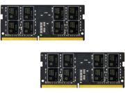 Team Elite 32GB (2 x 16G) 260-Pin DDR4 SO-DIMM DDR4 2133 (PC4 17000) Laptop Memory Model TED432GM2133C15DC-S01