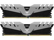 Team Dark 8GB (2 x 4GB) 288-Pin DDR4 SDRAM DDR4 2400 (PC4 19200) Memory (Desktop Memory) Model TDGED48G2400HC14DC01