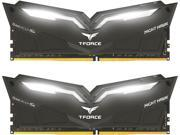 Team T-Force / Night Hawk 16GB (2 x 8GB) 288-Pin DDR4 SDRAM DDR4 3000 (PC4 24000) Memory (Desktop Memory) Model THWD416G3000HC16CDC01