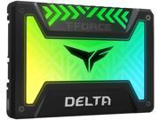Team Group T-FORCE DELTA RGB SSD 2.5