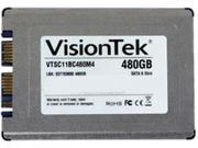 "VisionTek Go Drive 1.8"" 480GB SATA III MLC Internal Solid State Drive (SSD) 900757"