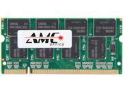 AMC Optics 1GB 184-Pin DDR SDRAM ECC Registered DDR 266 (PC 2100) Memory Model D1-1GB/266/184/ER/OR