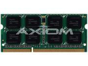 Axiom 2GB 204-Pin DDR3 SO-DIMM DDR3 1066 (PC3 8500) System Specific Memory Model 43R1988-AX