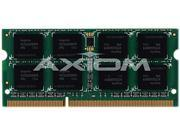 Axiom 4GB 204-Pin DDR3 SO-DIMM DDR3 1333 (PC3 10600)  Unbuffered System Specific Memory Model PA3918U-1M4G-AX