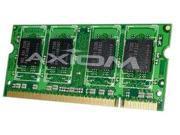 Axiom 200-Pin DDR2 SO-DIMM DDR2 667 (PC2 5300) Laptop Memory