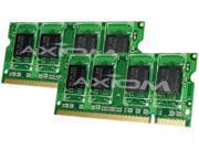 Axiom 4GB (2 x 2GB) DDR2 800 (PC2 6400) Unbuffered Mac Memory Model MB413G/A-AX