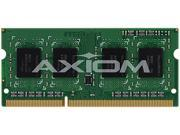 Axiom 8GB 204-Pin DDR3 SO-DIMM DDR3 1600 (PC3 12800) Laptop Memory Model 0A65724-AX